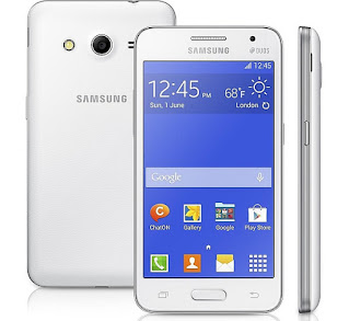 مواصفات موبايل Samsung Galaxy Core II