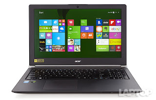 Laptop Gaming Acer Aspire V15 Nitro Black Edition
