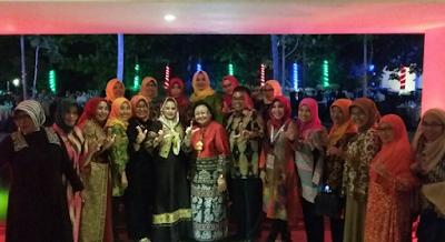 PI ISEI Cabang Lampung (Persatuan Istri ISEI) Resmi Dilantik