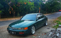 Honda accord cielo modifikasi