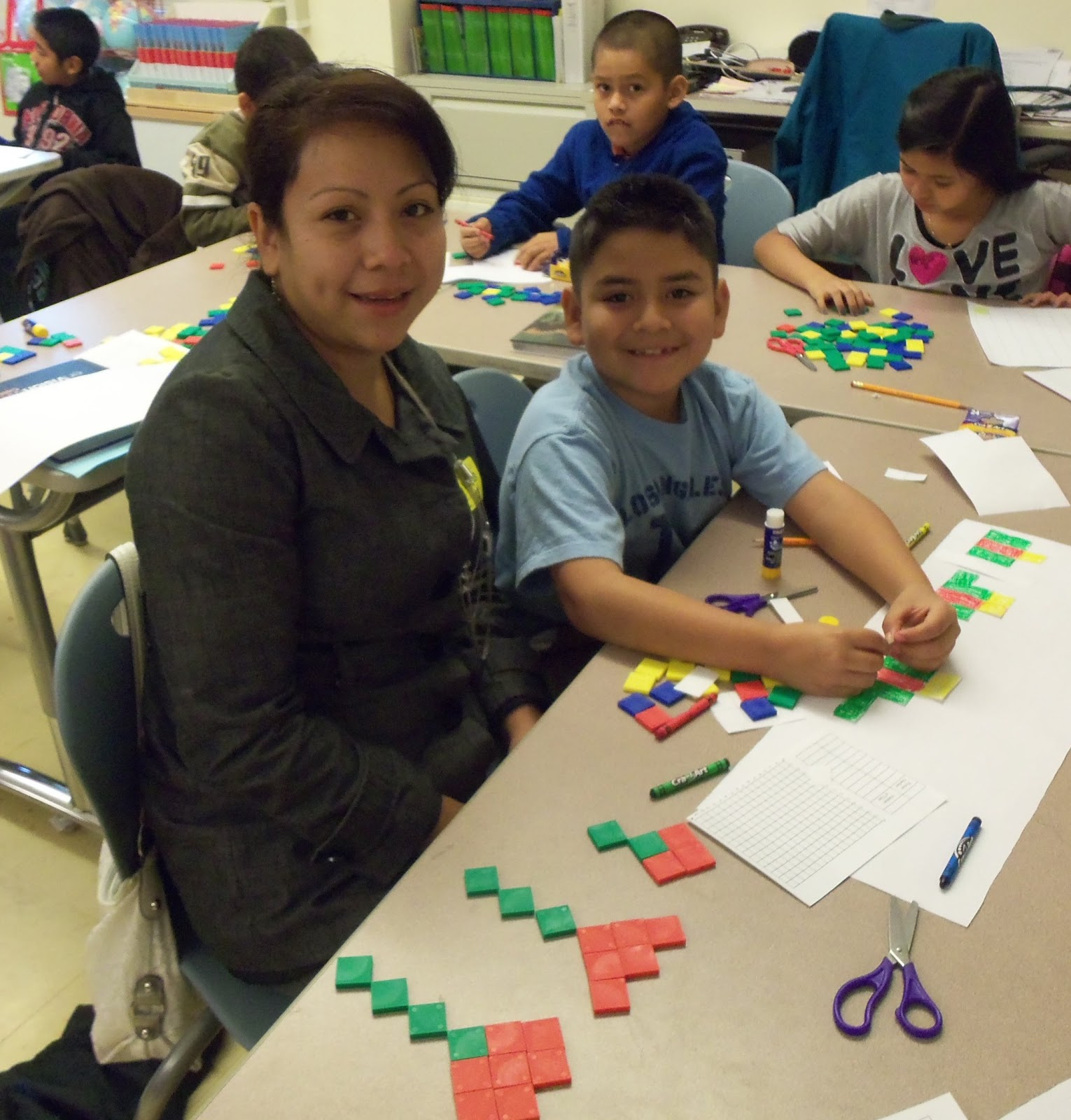 Mom And Me Math Activities Home
