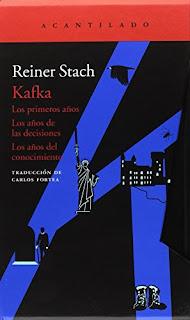 Kafka / Reiner Stach