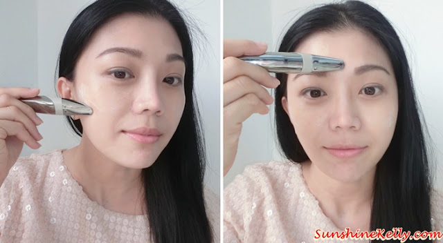 Pobling Mini Ion Applicator Review, Pobling Mini Ion Applicator, beauty device Review, beauty review, pobling, hermo malaysia, hermo, online shop, skincare booster,