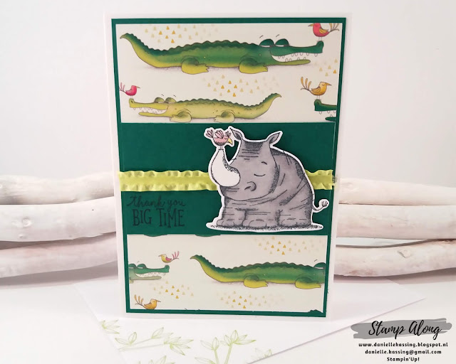 Stampin'Up! Animal Outing