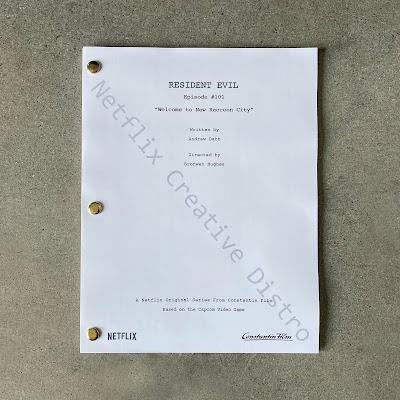 Confirmada série live-action de 'Resident Evil' pela Netflix