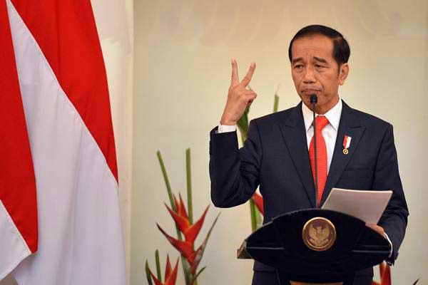 Jokowi Curhat Kena Hoax Terus: Astaghfirullah, Sabar Ada Batasnya