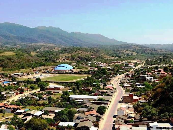 Monteagudo (1785): municipio chuquisaqueño (Bolivia)