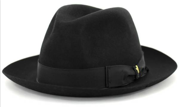 Black Borsalino hats have always been the gold standard for Jews in the  Chabad Lubavitch sect and among yeshiva students. 598104adc5d