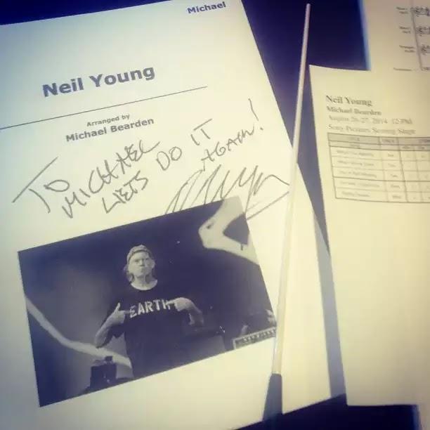 Micheal Bearden, Neil Young