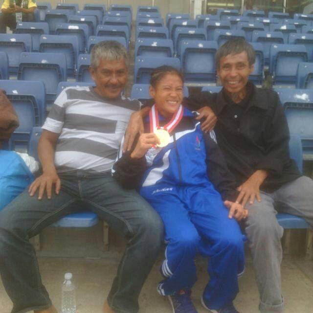 Atlet Disabilitas Asal Kuningan Sumbang Medali Emas Untuk Indonesia di Ajang ASEAN  Para Games 2017