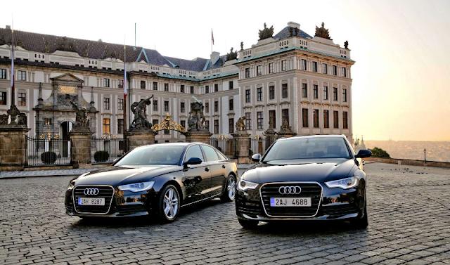 Alugar um carro em Praga