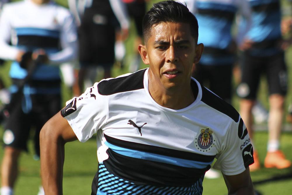 Calderón destacó el nivel futbolístico del balompié nacional.