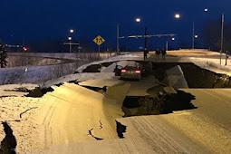 Alaska Diguncang Gempa 7 SR, Berpotensi Timbul Tsunami
