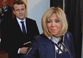 Macron's wife