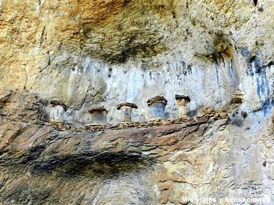El colmenar de los frailes, Parque Natural del Cañón del río Lobos, Soria