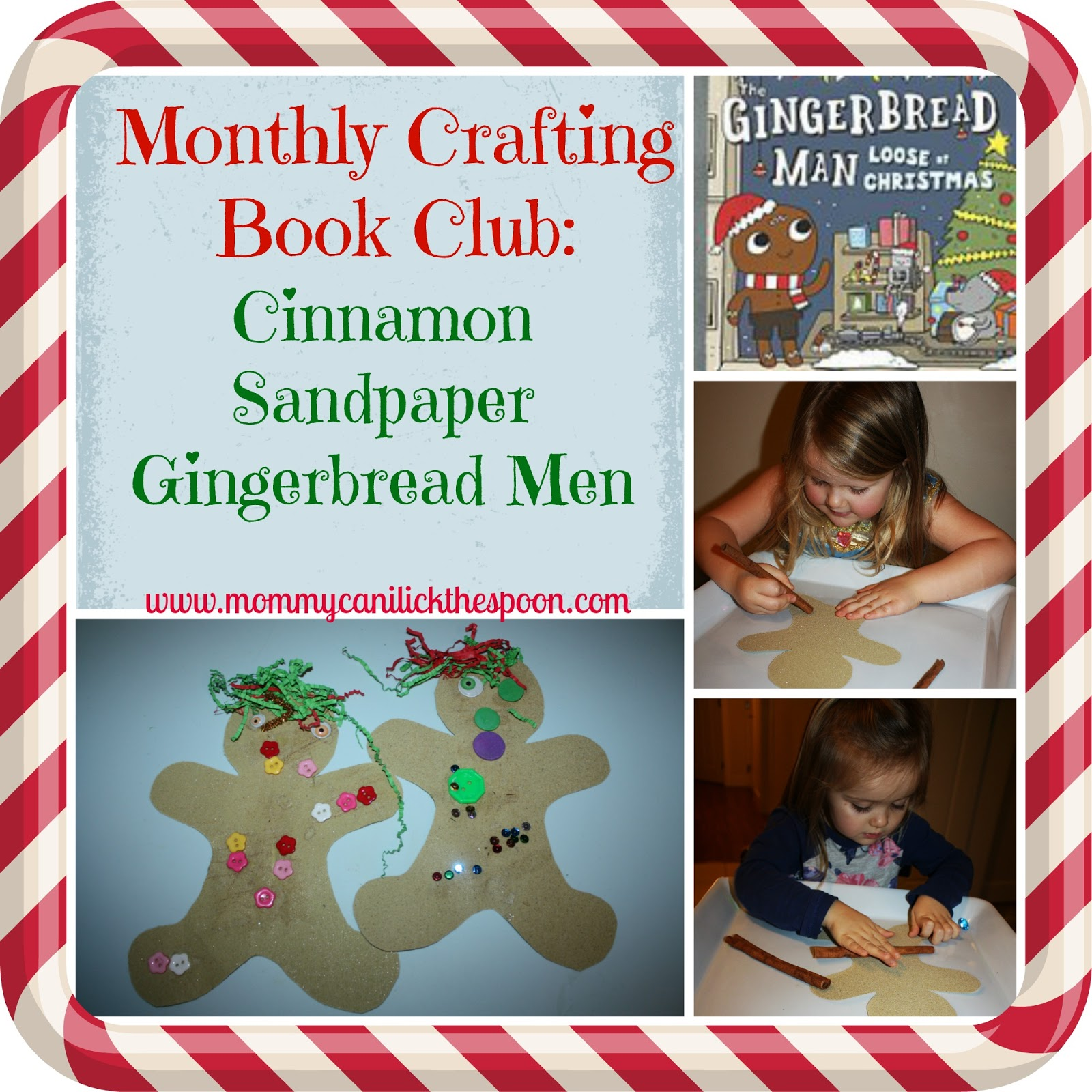 Mommy, Can I Lick the Spoon?: Monthly Crafting Book Club