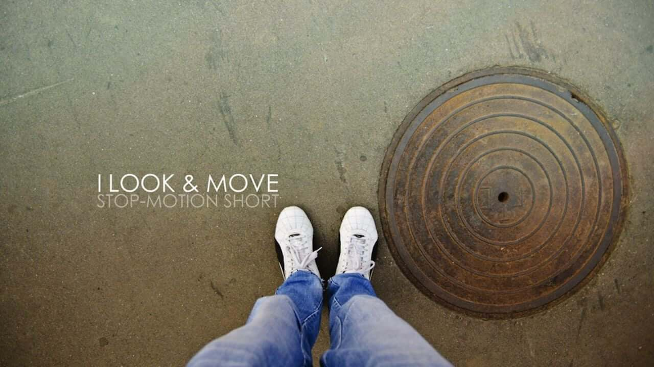 I LOOK & MOVE Corto Stop Motion