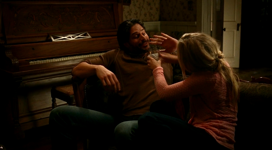 The Angst Report. True Blood Sookie and Alcide WHAT
