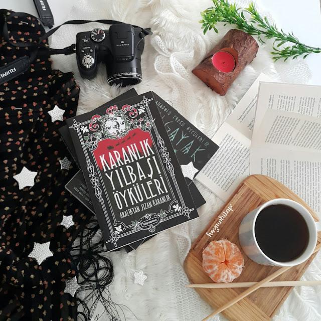 Karanlık Yılbaşı Öyküleri-Aralıktan Sızan Karanlık