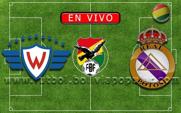 【En Vivo】Wilstermann vs. Real Potosí - Torneo Clausura 2019