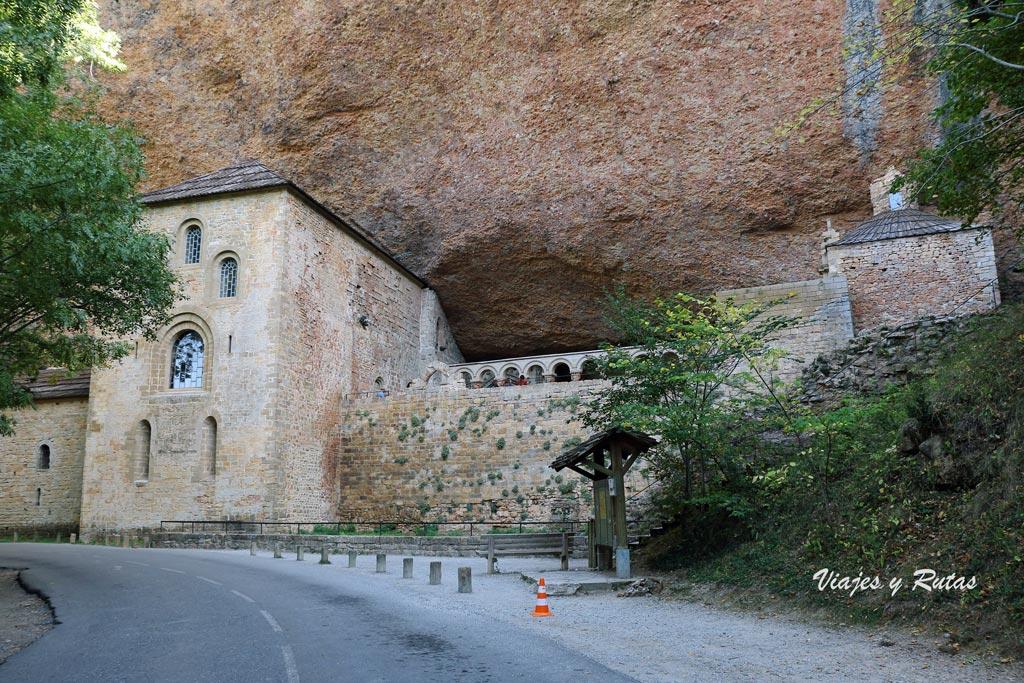 Monasterio de san Juan de la Peña, Huesca