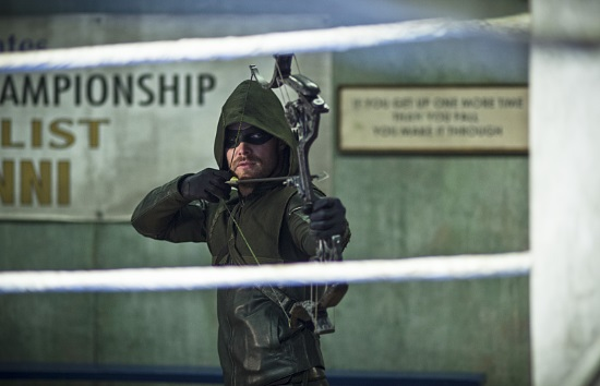 "ARROW, EPISODIO 3X06 ""GUILTY"": LA CRITICA"