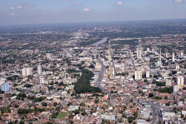 Várzea Grande MT é a segunda maior cidade de Mato Grosso