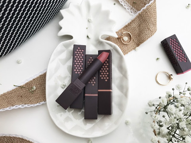 New Burt's Bees Lipsticks Review Swatches