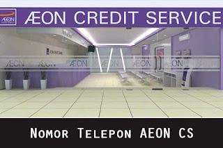 Nomor Telepon AEON Customer Service