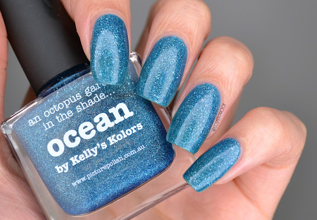 Picture Polish Ocean Swatch