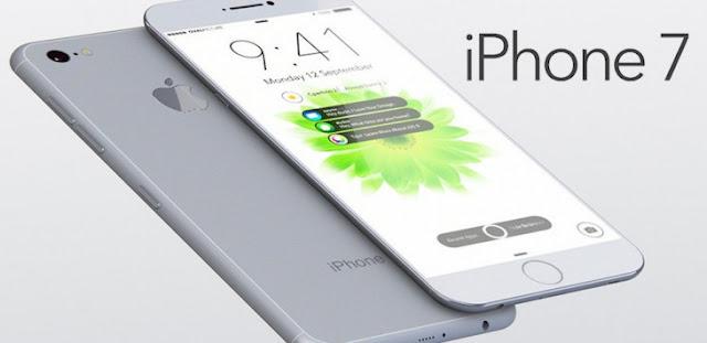 Semua tentang I Phone 7 terbaru