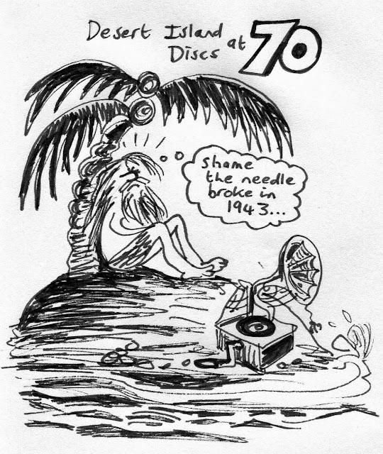 Wikipedia Radio Programme Desert Island Discs