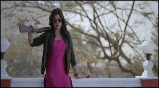 Yukti Kapoor learns riffle shooting for 'Agnifera'