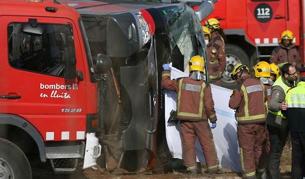 De las Fallas de Valencia a la tragedia en Tarragona