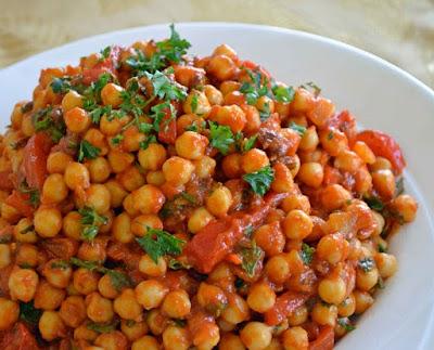 Grão-de-Bico Marroquino (vegana)