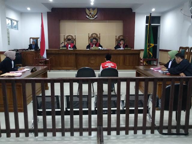 Terdakwa Penganiaya Wasit PSSI Bone Diancam Pidana 2 Tahun Penjara