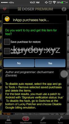 Aplikasi Idoser Premium Terbaru