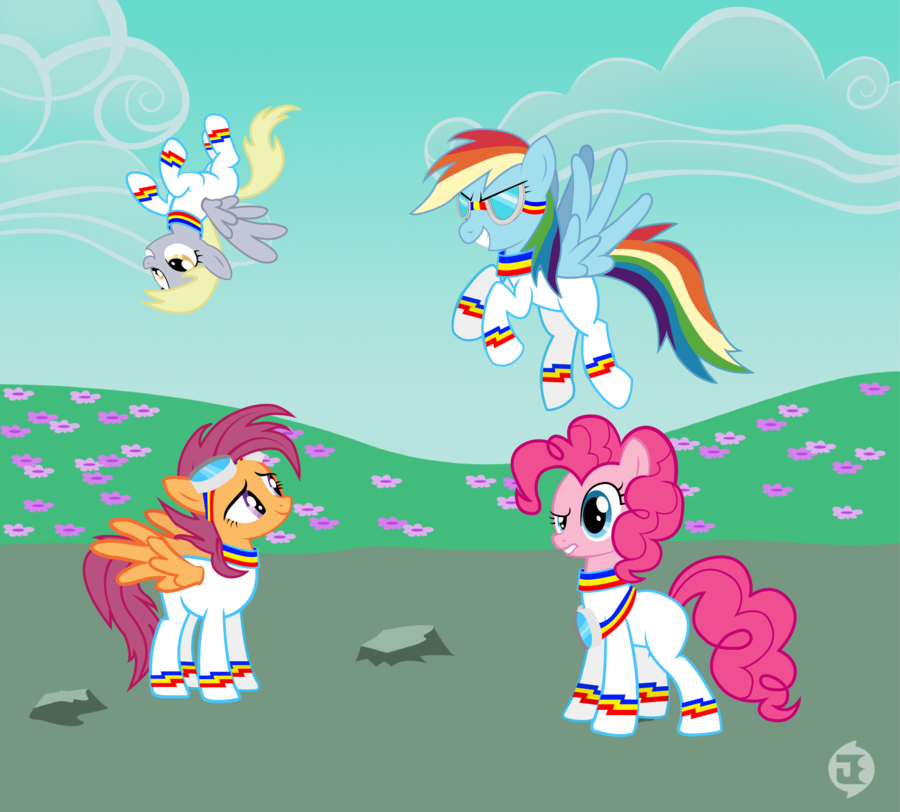 """The Thunder Productions: Picking Apart """"My Little Pony"""