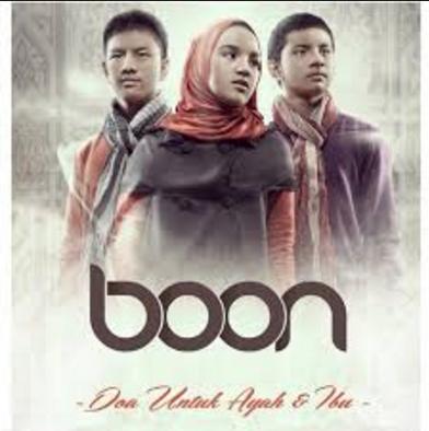 Download Kumpulan Lagu Boon Mp3 Full Album (Doa Untuk Ayah & Ibu)