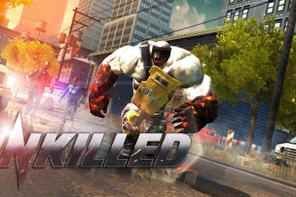 Download Games Unkilled MOD Apk Unlimited Money Ammo for Android