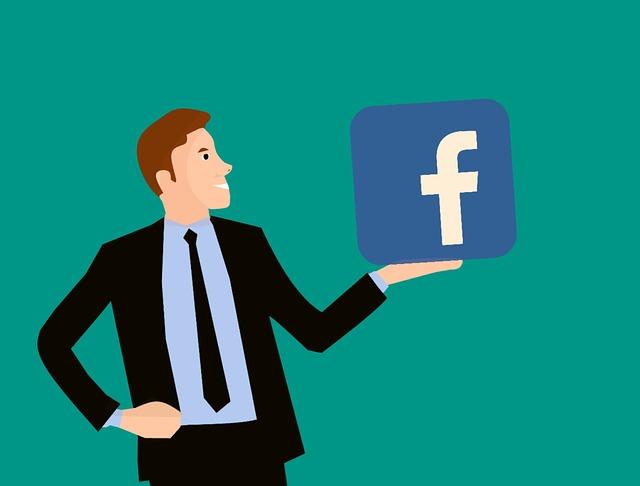 Managing Facebook page.