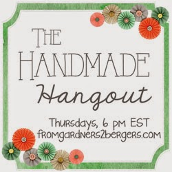 Handmade Hangout Linky Party: from g2b