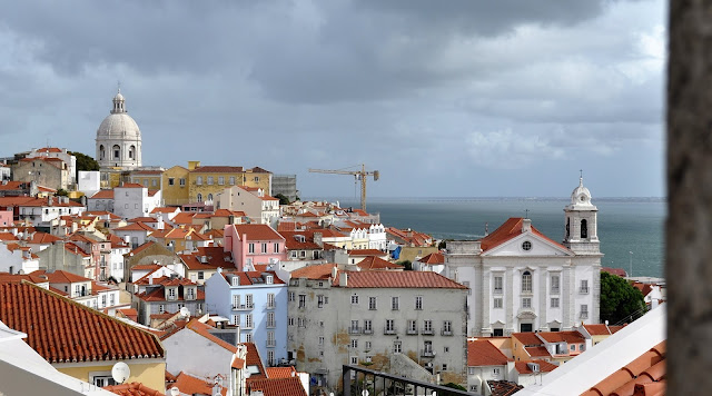 View of Alfama, 8 Great Discoveries in Lisbon, photo by Modern Bric a Brac