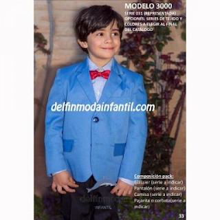 traje comunion niño calle