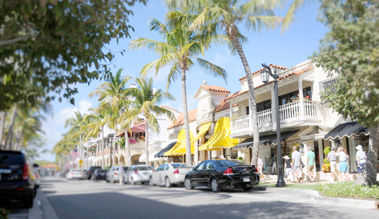 Shopping in Singer Island