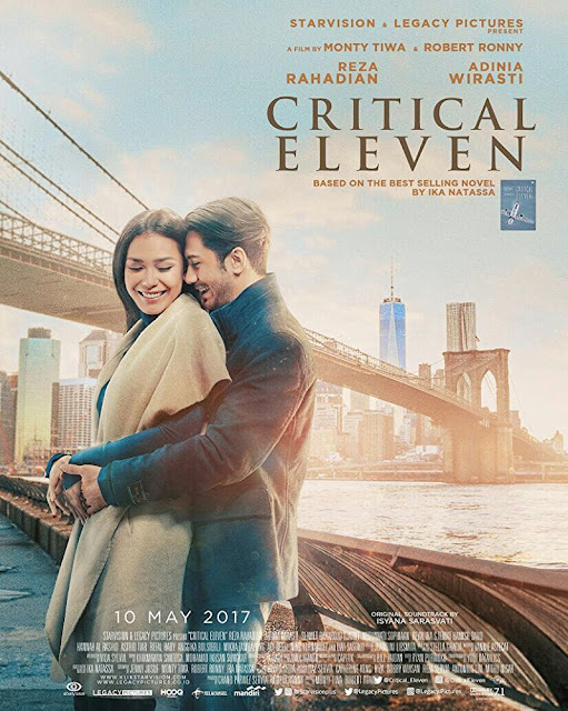 Sinopsis Critical Eleven (2017) - Film Indonesia