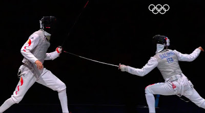 PyeongChang 2018 Olympics Fencing Live Stream
