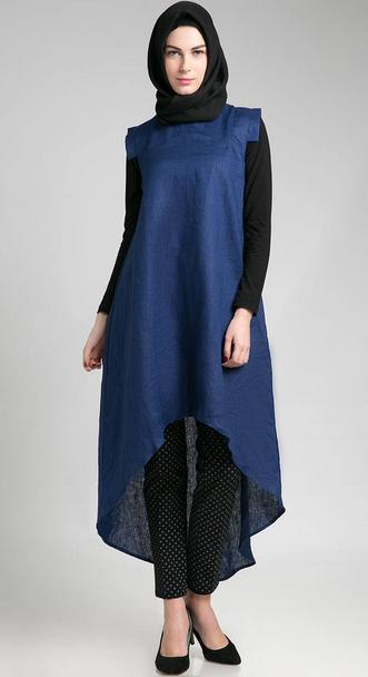 Contoh Gambar Baju Muslim Modern