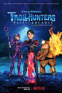 Trollhunters: Tales of Arcadia (Season 2 & 3 Episode 1-13) [English] 480p ESUBS