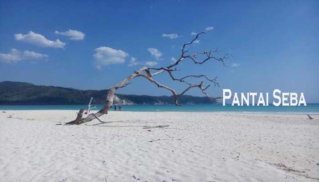 Pantai Seba Pantai Terindah Di Sabu Raijua, NTT
